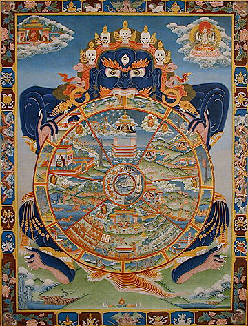A Brief Overview of the Bardo by Thrangu Rinpoche Geshe Lharampa