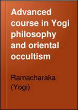 Advanced Course in Yoga Philosophy