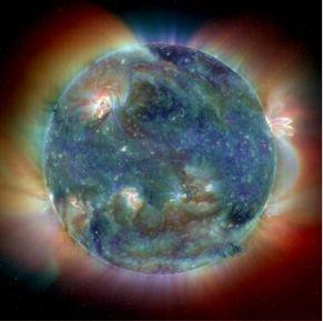 The Blazing Lights of the Sun and Moon