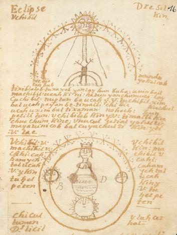 The Book of Chilam Balam of Chumayel