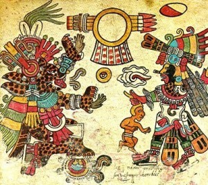 Codex Borbonicus PDF tezcatlipoca and quezalcoatl