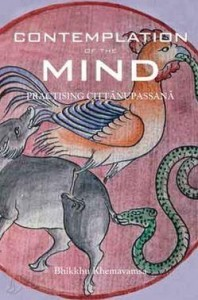 Contemplation of the Mind PDF on Buddhist meditation