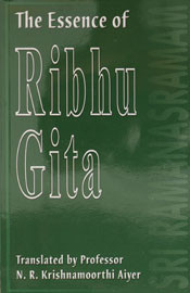 Essence of Ribhu Gita