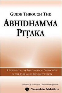 Guide through the Abhidhamma Pitaka download PDF