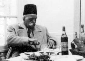 Gurdjieff wining and dining