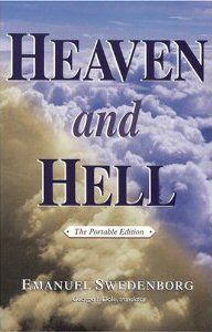 Heaven and Hell by Emanuel Swedenborg