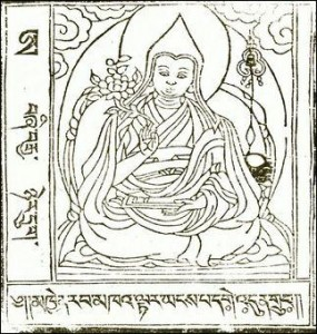His Holiness the First Dalai Lama Gyalwa Gendun Drup