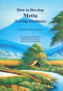 How to develop Metta - loving kindnes ebook
