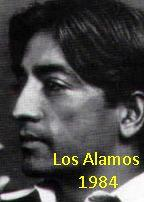 Jiddu Krishnamurti talks at Los Alamos 1984