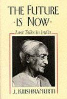 Krishnamurti future is now ebook cover