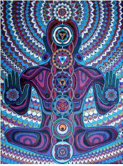Kundalini and Yantra – A Brief Introduction for Inquiring Minds by David Edwin Hill