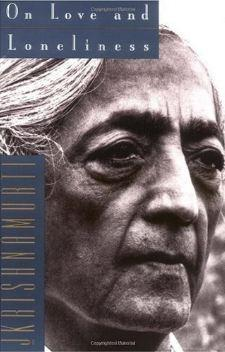 On Love Krishnamurti Free PDF ebook