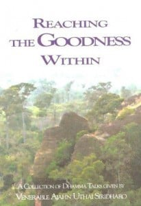 Reaching the goodnes within