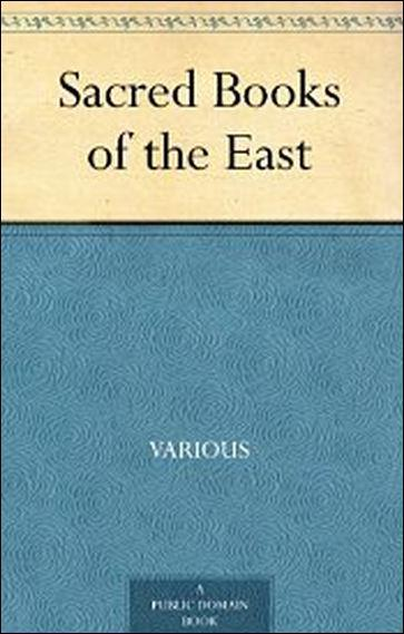 The Sacred Books of the East – all 50 volumes