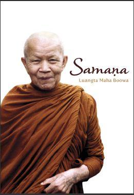 Samana an Autobiography free Buddhist PDF ebook download