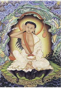 Two new translations of parts of Songs of Milarepa