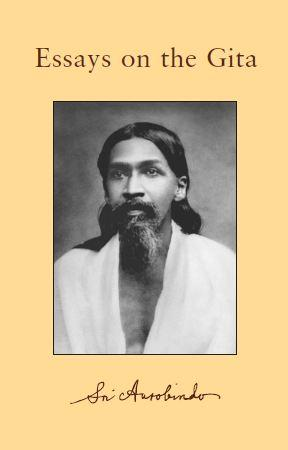Sri Aurobindo VOL 19 Essays On The Gita