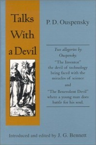 Talk With a Devil by P D Ouspensky download public domain free PDF ebook
