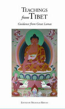 Teachings from Tibet by Dalai Lama and other Tibetan Lamas