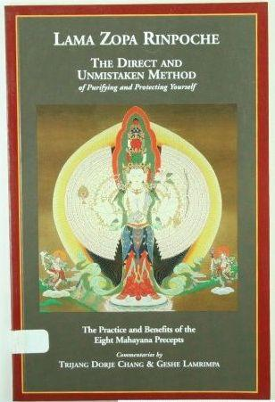 The Direct and Unmistaken Method by Lama Zope Rinpoche