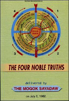 The Four Noble Truths by Mogok Sayadaw