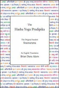 The Hatha Yoga Pradipika original swatmarama