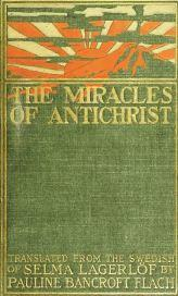 The Miracles of Antichrist by Selma Lagerlöf