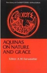 Nature and Grace by Thomas Aquinas