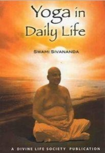 Yoga in daily life by Swami Sivananda free pdf ebook